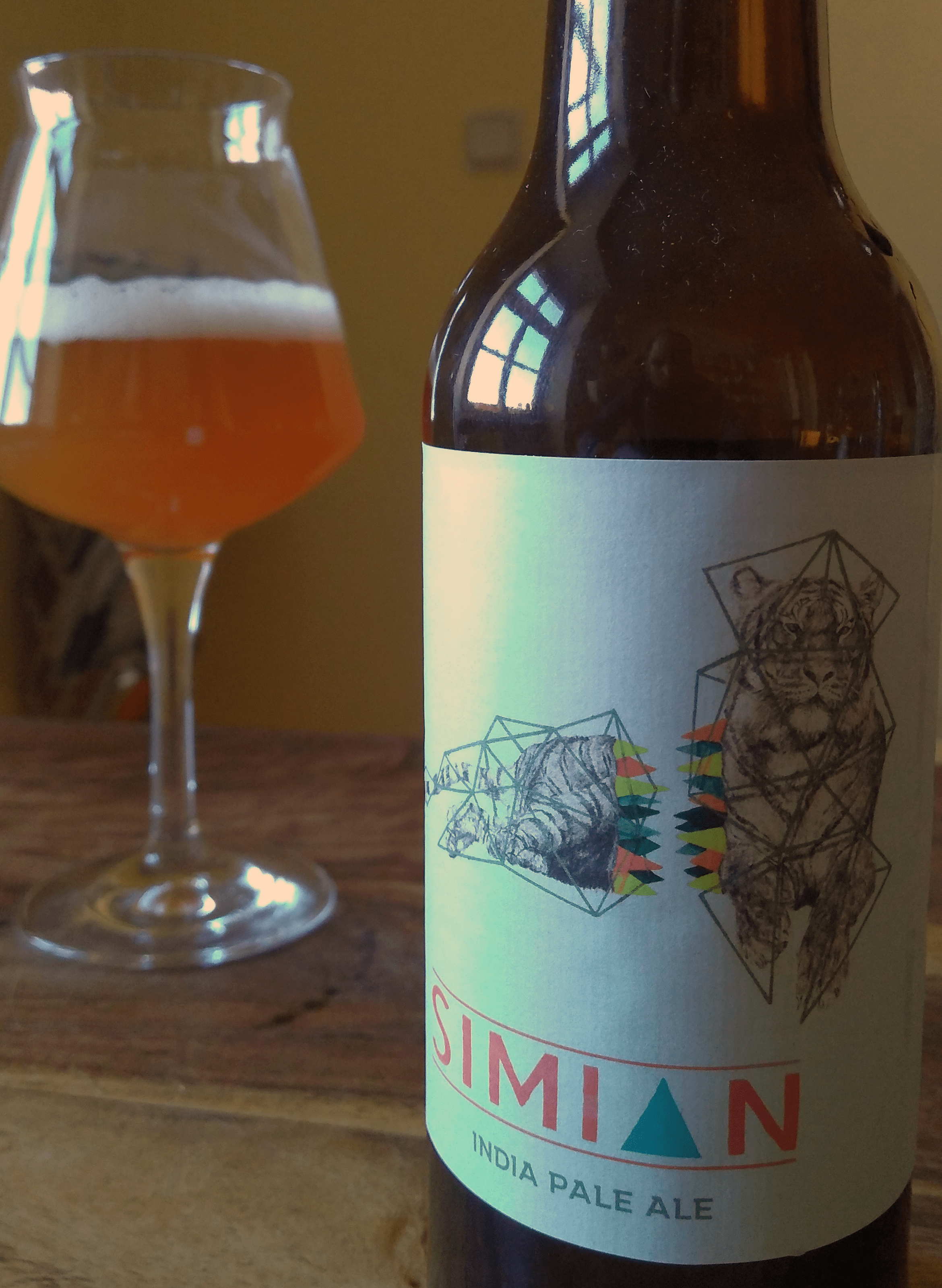 Simian Ales - India Pale Ale