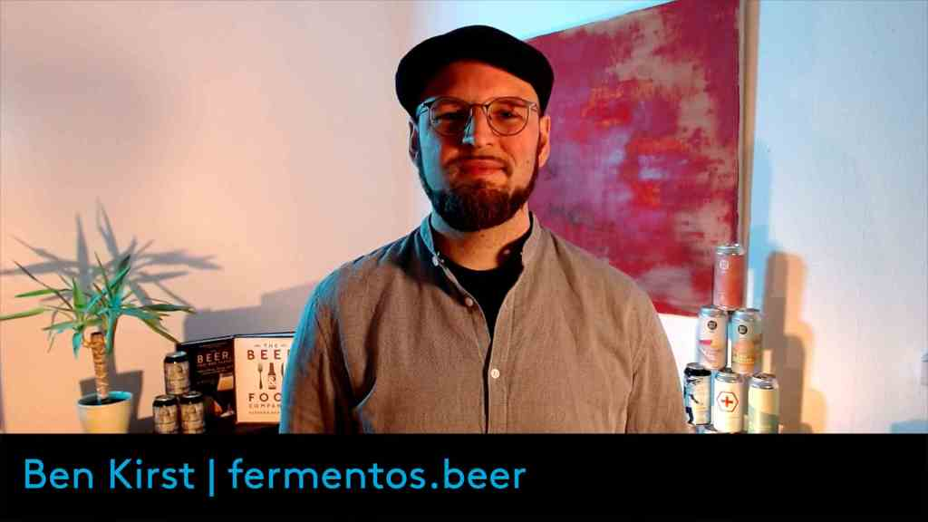 Ben Kirst | Fermentos Consulting & Bier-Tasting